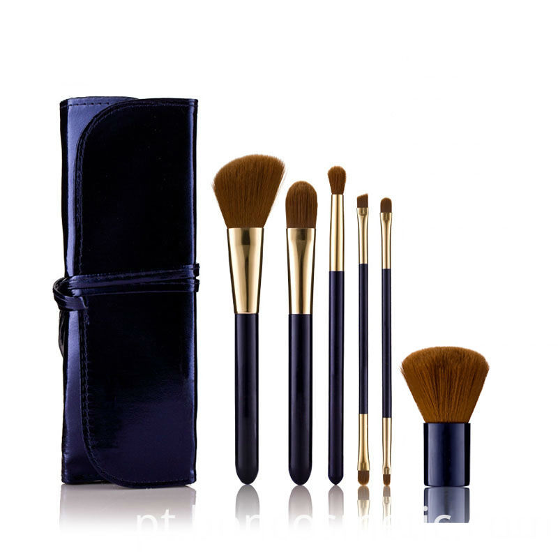 Travel Makeup Brushes Set
