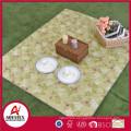 Waterproof outdoor blanket,wholesale picnic camping tent mat factory