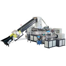 Máquina de granulação trituradora de indústria de plástico