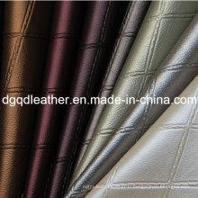 Mode coloré Quilting décoration meubles en cuir (QDL-51380)