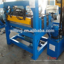 steel coil cut to length machine in china