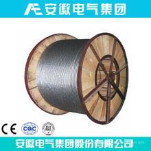 Fil Alumoweld Aluminium-Clad Steel Strat pour Antenne ASTM
