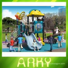 2015 hot children like outdoor cute animal playground equipment