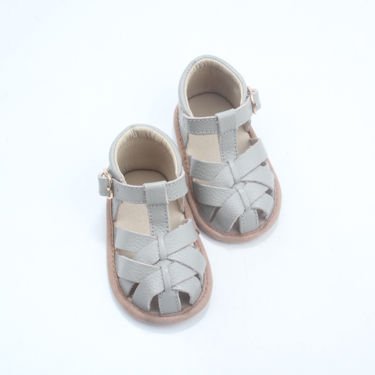 baby sandals closed toe
