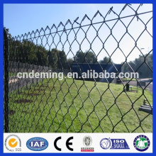Home jardim quente mergulhado aço galvanizado link link cadeia, pvc revestido cadeia Link