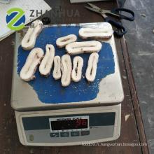 Anneau de calamars congelés de calmar de la norme européenne 3-6Cm IQF pour le marché coréen