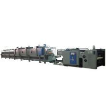 Impresora de la pantalla de TAM-Z8 película conductora túnel secador
