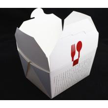 Boîte de papier à emporter de nouilles chinoises qui respecte l'environnement