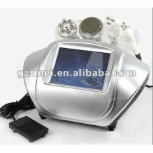 Bom efeito Câmara de Cavitação Ultrasônica Slimming & Cuidados com a pele multipolar máquina de cavitação RF