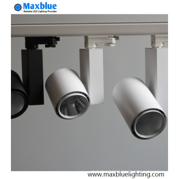 Dimmable COB LED Tracklight with 2.4GHz RF Remote Controller