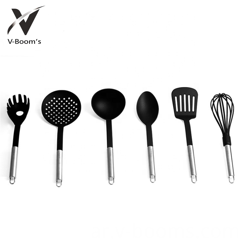 Eco Friendly Nylon Kitchen Cooking Utensils