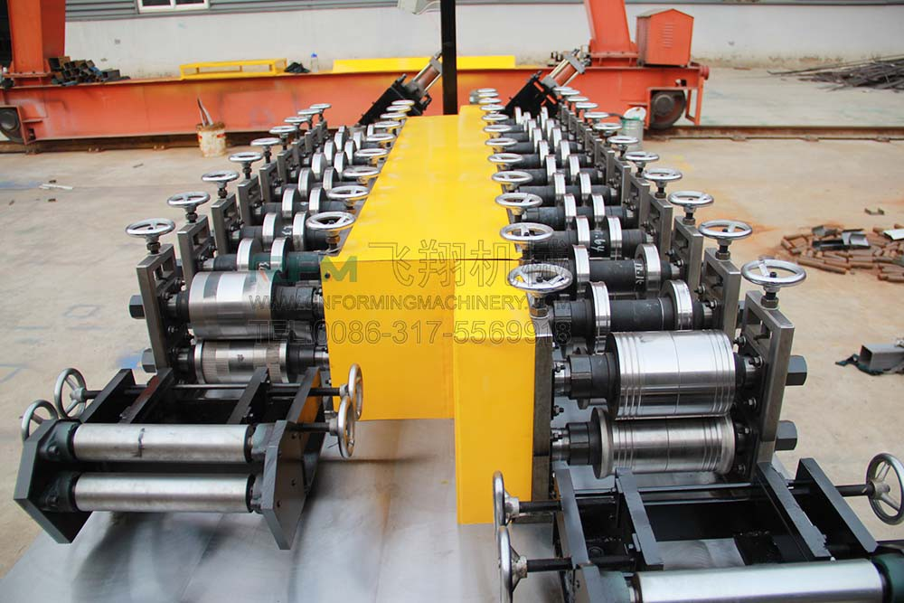 light steel frame roll forming machine
