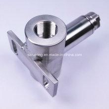 Peça de usinagem CNC para torneira ou torneira