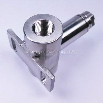 Часть обработки CNC для Faucet или Tap