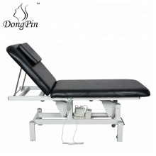 DONGPIN new fashion hot sell spa facial bed electric massage table DP-8230
