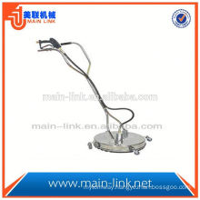 20 Inch stainless steel portable high pressure water jet cleaner