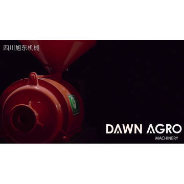 DAWN AGRO Home Use Small Wheat Herb Flour Milling Grinding Machine