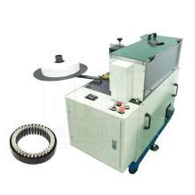 Machine d'insertion de papier isolant statorique de type économique