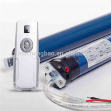 2016 new designs tubular motor for projection screen