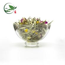 Neue Blended Gourmet Tee Kamille Rose Silber Nadel Weißen Tee