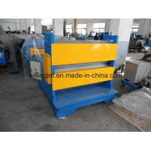 Hochwertige und schnelle farbige Metallprägemaschine für Edelstahlbleche