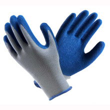 (LG-017) 13t Latex Coated Labor Protective Safety Work Gloves