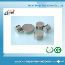 Aimants de cylindre de moteur de néodyme de N50