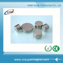 N50 Neodymium Motor Cylinder Magnets