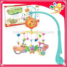 Elektrische Plastikbaby bewegliche Glocke Spielwaren 80 Liede Musikbaby hängende Spielwaren Bettglocke