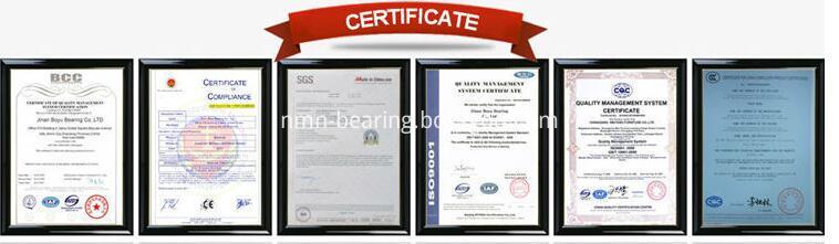 roller certificate