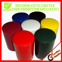 ABS/PS round bottle opener for promotional gifts