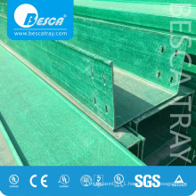 FRP White Cable Trunking PVC Cable Tray