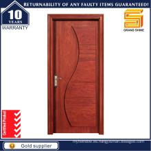 Puerta de madera interior de madera sólida