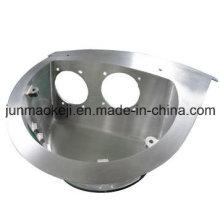 Estampado de aluminio Parte del instrumento