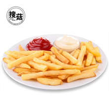 Fried Snacks Style and Family Pack Packaging Potato Chips