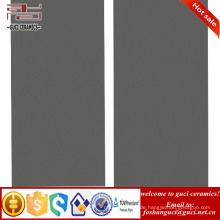 China Baustoffe Charcoal Grey dünn poliert glasierten Porzellan Bodenfliesen