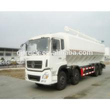 15T HOWO camión de reparto de alimentación a granel / camión de reparto de alimentación animal a granel / camión de alimentación a granel camión / transporte de comida animal camión de alimentación a granel