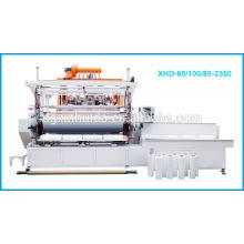 Высокоскоростное 3-х или 5-слойное оборудование для стрейч-пленки / XHD-L65 / 100 / 80-2350 Выбор поставщика