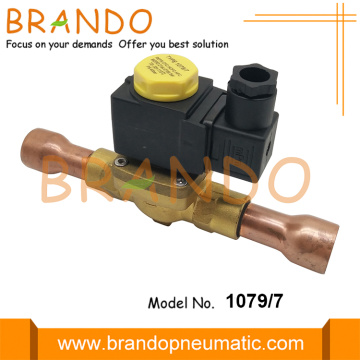 7/8 '' ODS Diaphragm Pilot Operated Cooling Solenoid Valve