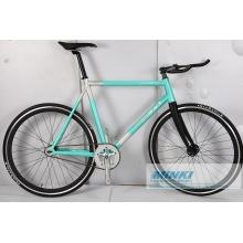 Bicicleta fija de la fibra del carbón