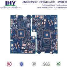 Entrega rápida Fabricación 12 capas PCB 100% inspección Placas de circuito impreso