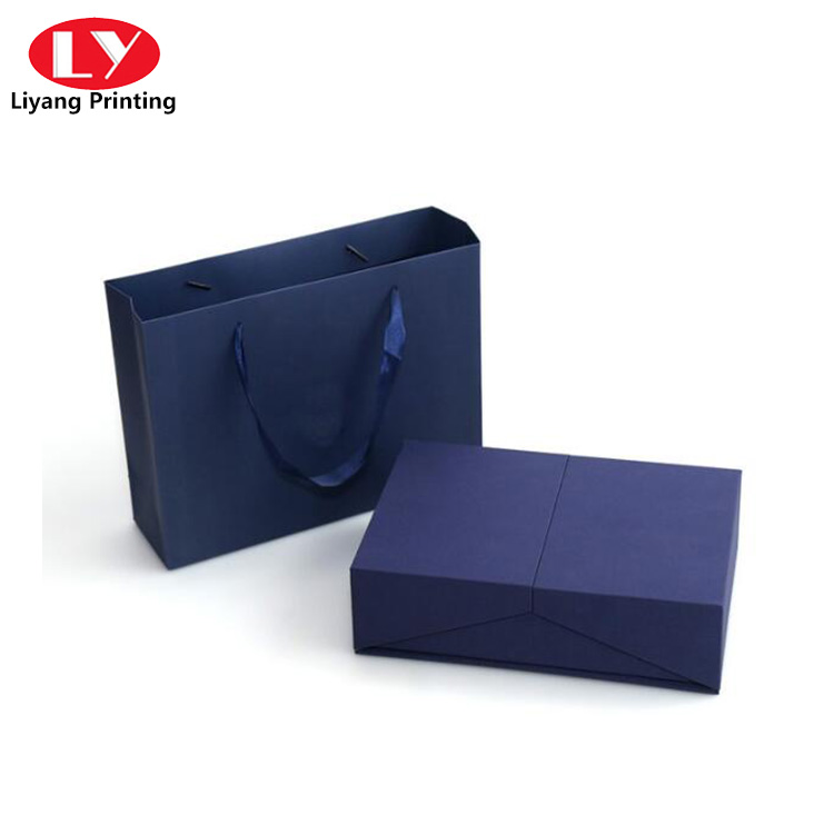 Dark Blue Box