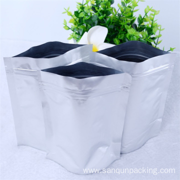 stand up aluminum foil bag for food