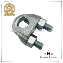 US type small wire rope clamps