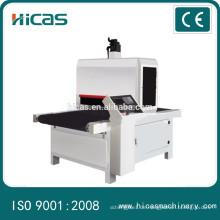 Holzrandprofil Sandermaschine