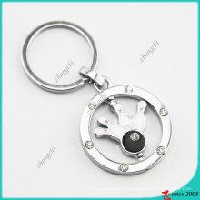 Corrente chave dos cristais de rolamento do metal Rotatable (KC)