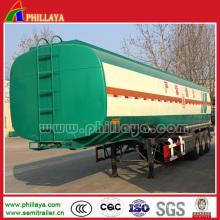 Low Price Anti-Acid/Alkalinity Tanker Semi Trailer for Chemical Liquid Transport