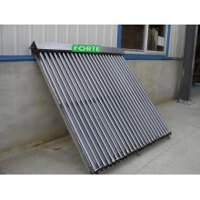 Collecteur solaire domestique à haute pression Heatpipe Split
