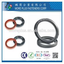 Hecho en Taiwán Anillo de sellado de eje radial DIN3760 Sello de aceite