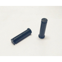 Turning Parts of Brass Pin/Rod Contact with Black Anodized in Electronic